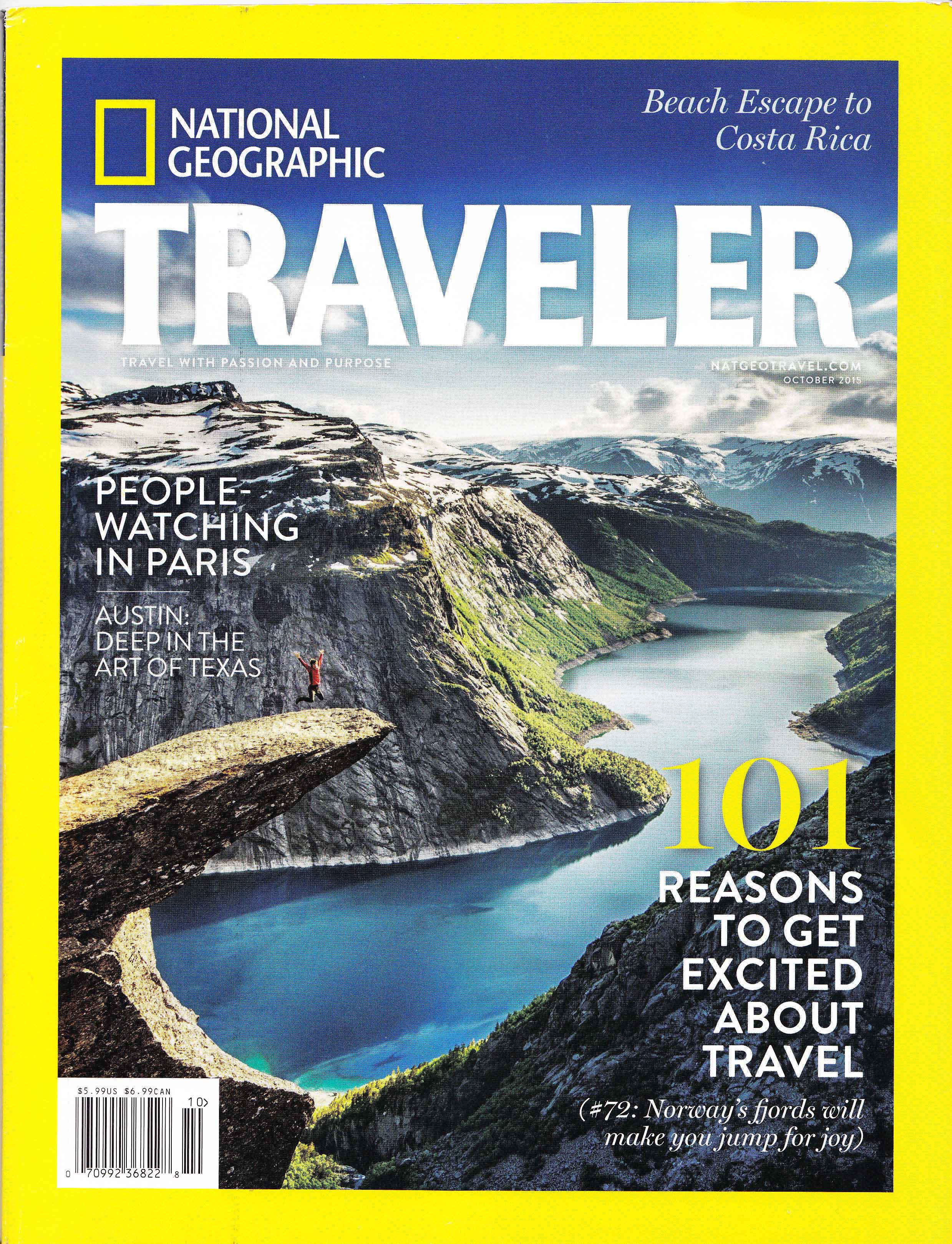 Nat Geo Oct 2015 Cover